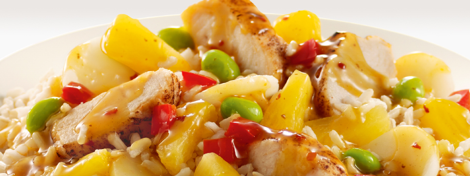 Pineapple Chicken Recipes — Dishmaps