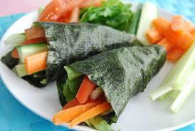 Vegie Snack Wraps