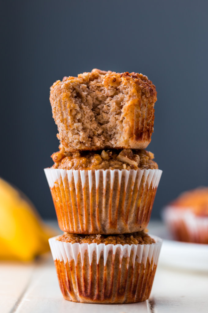 Healthy-Banana-Oat-Protein-Muffins-21