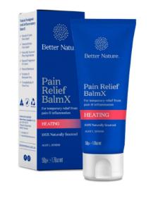 Better Nature Pain Relief BalmX  | 20g Heating