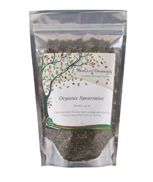 Healing Concepts Organic Spearmint Tea | 30g Loose Leaf
