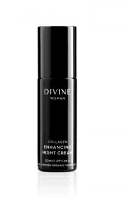 Divine Woman Collagen Enhancing Night Cream | 50ml