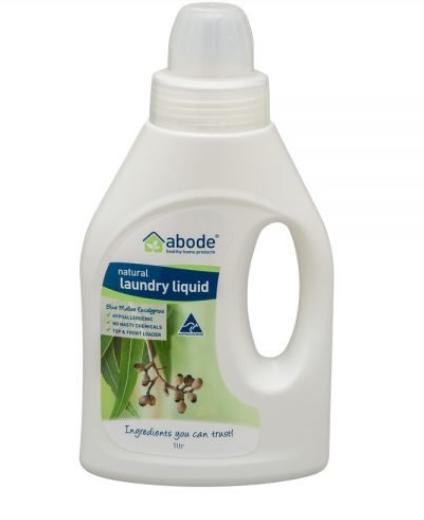 Abode Laundry Liquid | 1L Blue Mallee Eucalyptus