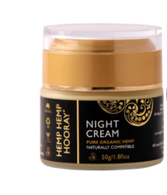 Hemp Hemp Hooray Night Cream | 50g