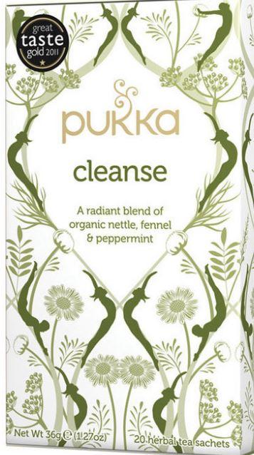 Pukka Cleanse Tea Bags | 20 pack
