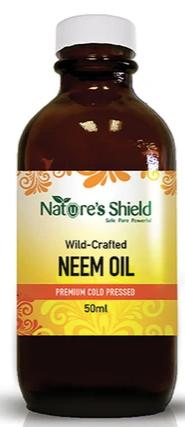 Natures Shield Neem Oil | 50ml