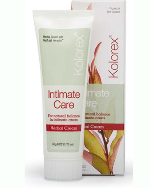 Kolorex Intimate Care Cream | 50 gram