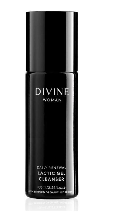 Divine Woman Daily Renewal Lactic Gel Cleanser | 100ml