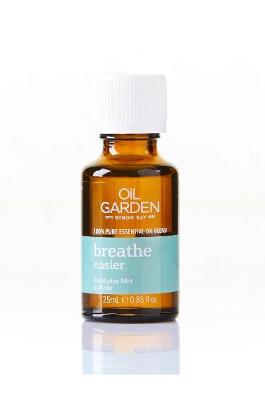 Oil Garden Essential Oil | 25ml Breathe Easier