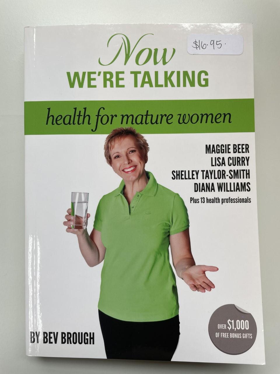 Health for Mature Women | Book