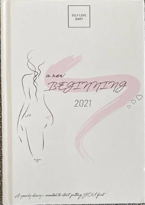 Lauren Minicozzi Self Love Diary | 2021