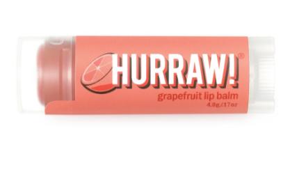 HURRAW Lip Balm | 4.8g Grapefruit