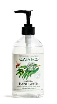 Koala Eco Natural Hand Wash | 500ml Lemon Scented Eucalyptus & Rosemary