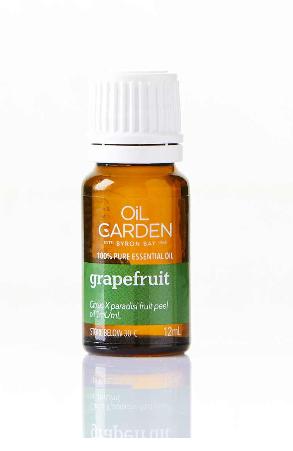 Oil Garden Essential Oil | 12ml Grapefruit
