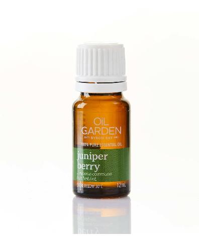 Oil Garden Essential Oil | 12ml Juniper Berry