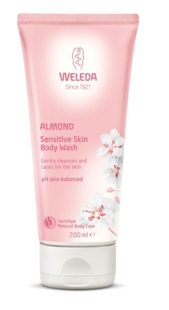 Weleda Almond Sensitive Skin Body Wash | 200ml