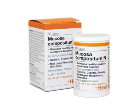 Heel Mucosa Compositum | 50 tablets