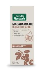 Thursday Plantation Macadamia Ultra Hydrating Body Oil   125ml