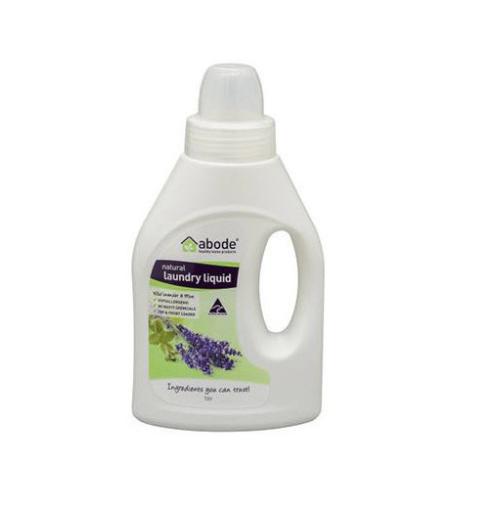 Abode Laundry Liquid | 1L Wild Lavender & Mint