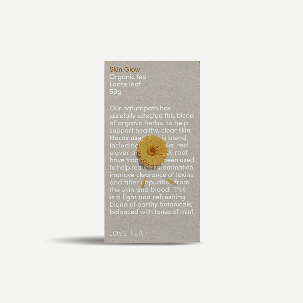 Love Tea Skin Glow | 20x tea bags