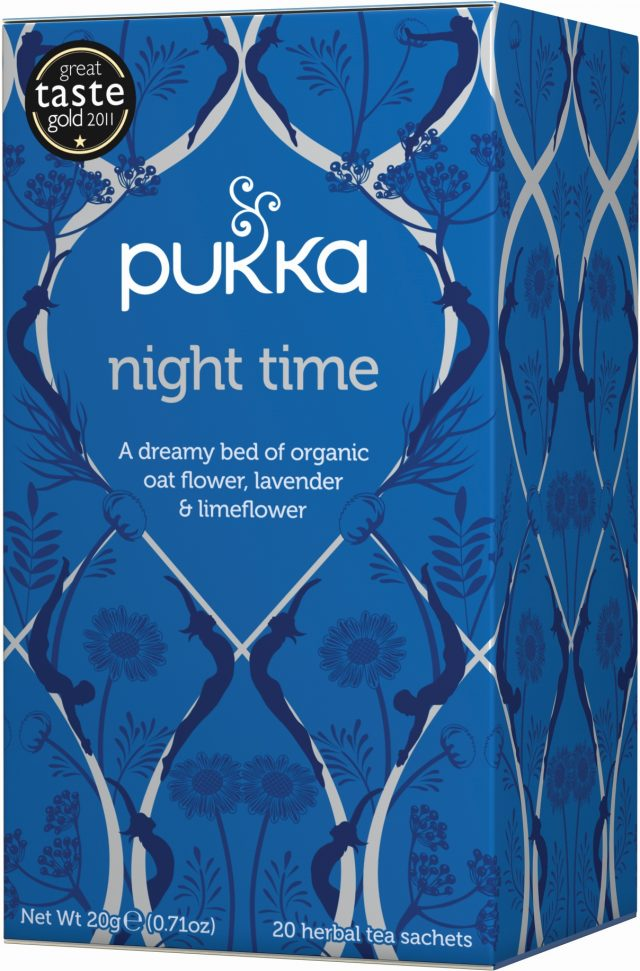 Pukka Night Time Organic Tea Bags | 20 pack