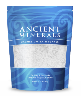 Ancient Minerals Magnesium Bath Flakes | 750g