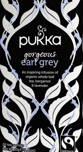 Pukka Gorgeous Earl Grey | 20 pack