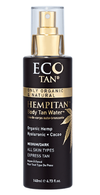 Eco Tan Hempitan Body Tan Water | 125ml