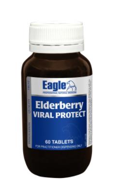 Eagle Elderberry Viral Protect | 60 tablets