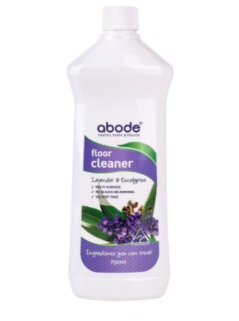 Abode Floor Cleaner | 750ml Lavender & Eucalyptus