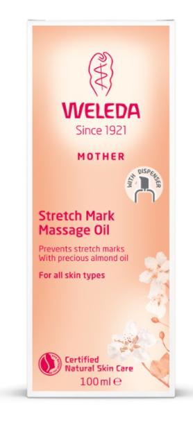 Weleda Stretch Mark Massage Oil | 100ml